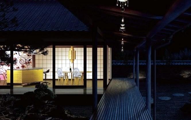 Modern Japanese Kitchen Interior Design Interior Design Ideas Avso Org