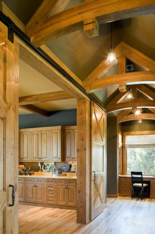 A Flexible Kitchen Design Open Floor Plan With A Quot Close