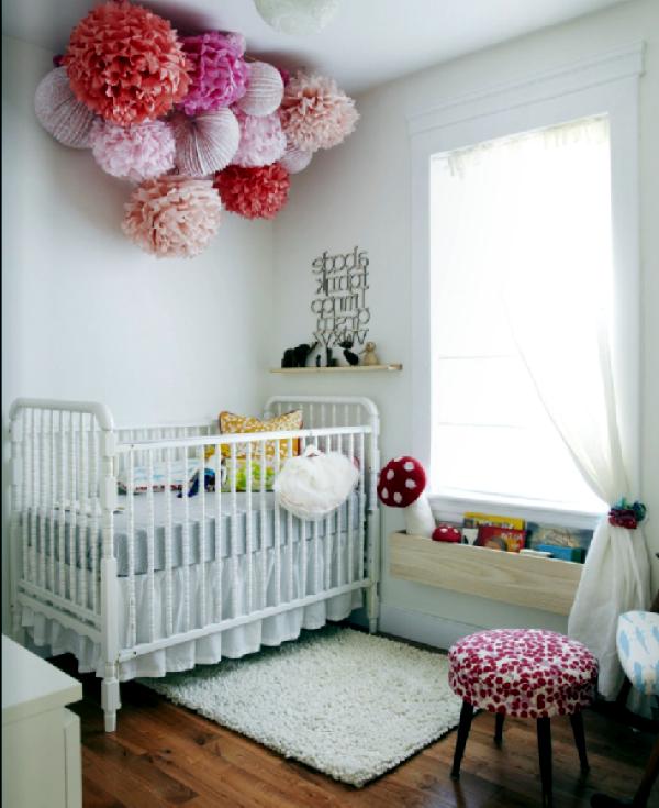 Creative Ideas For The Nursery Interior Design Avso Org
