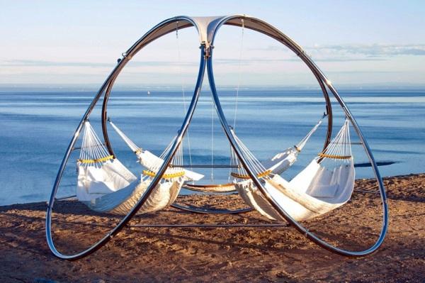 Gartenmöbel Set - Garden hanging chairs and hammocks by Trinity Hammocks