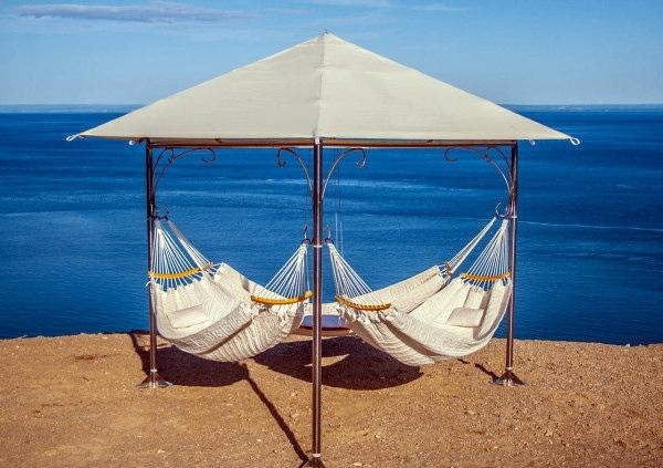 Gartenzubehör - Garden hanging chairs and hammocks by Trinity Hammocks