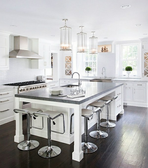 50 ideas for kitchen equipment and kitchen furniture with a modern character
