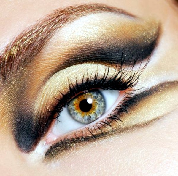 Trends - 15 great makeup tips for your evening make-up