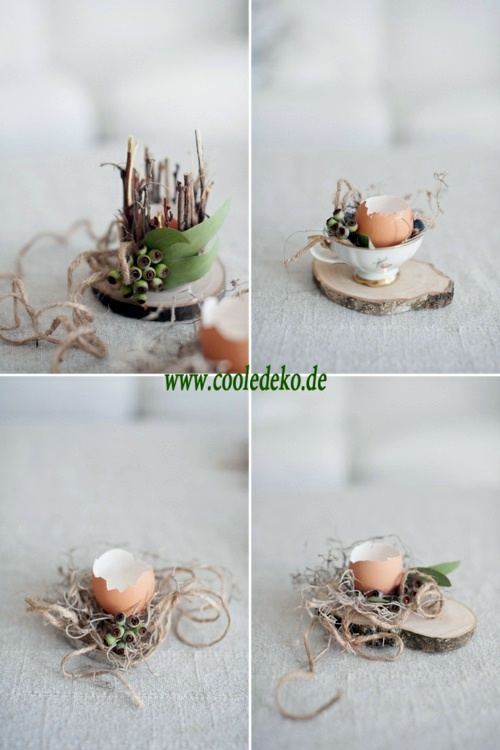 Easter Decor and Ornaments crafts for Easter - 22 combinations for you
