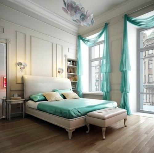 Schlafzimmer - 46 romantic bedroom designs - Sweet Dreams!