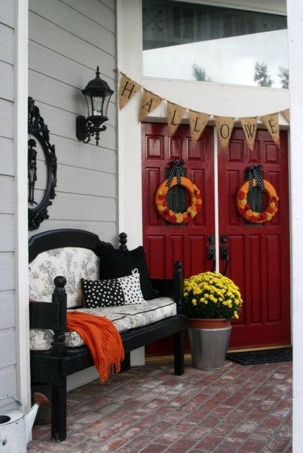 Dekoideen - Halloween Decoration Ideas - immerse yourself in the festive atmosphere!