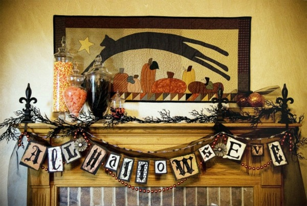 Halloween Decoration Ideas - immerse yourself in the festive atmosphere!