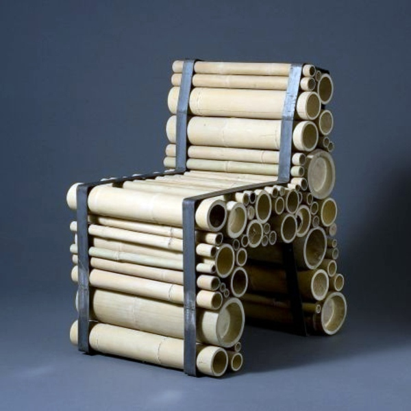Bamboo furniture and decoration - the secrets of the bamboo wood