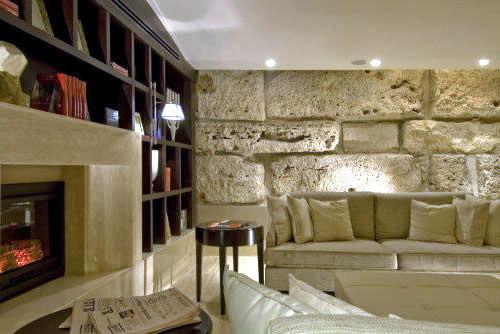 The Modern Interior Design Of Hotel St George Roma