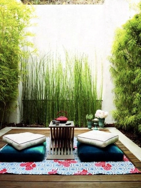 Summer 2014 trends - Tips to decorate a terrace