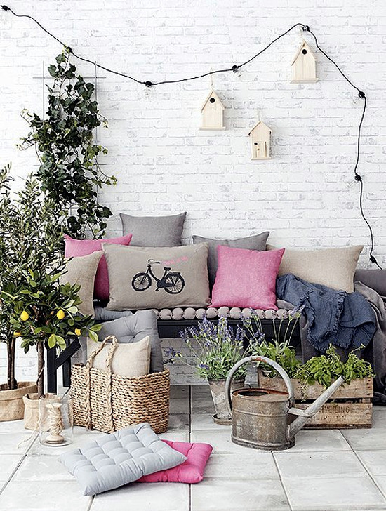 Tips to decorate a terrace
