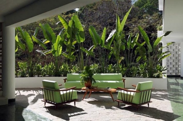 Terrace design examples - you draw inspiration and design a wellness oasis on your patio
