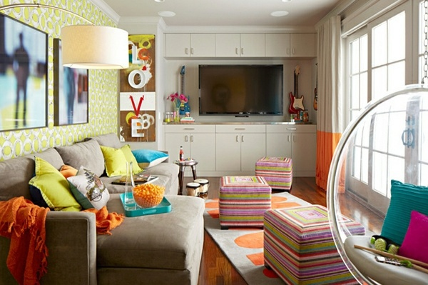 Cool Ideas For Youth Living Rooms And Lounge For Teens Interior Design Ideas Avso Org
