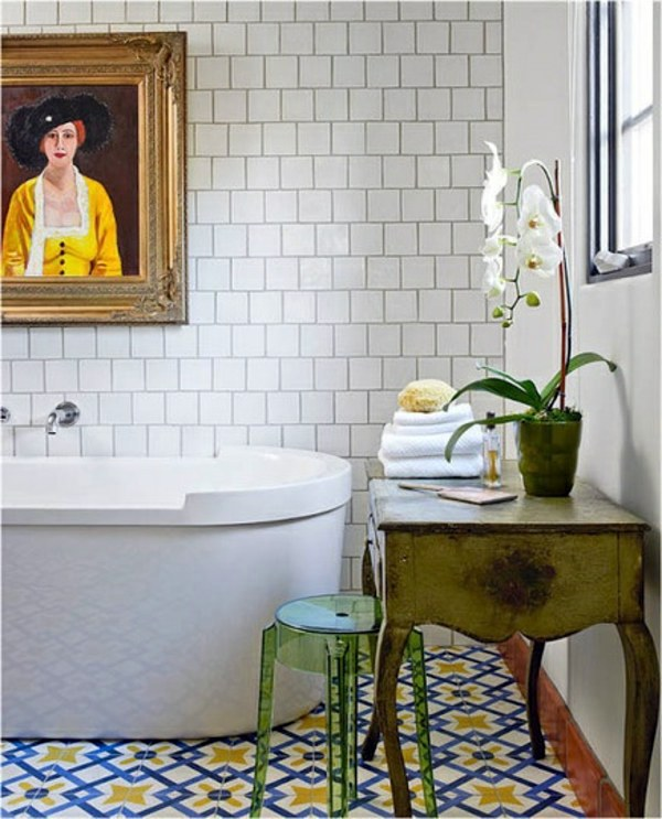 Farben - Tile paint and tile colors