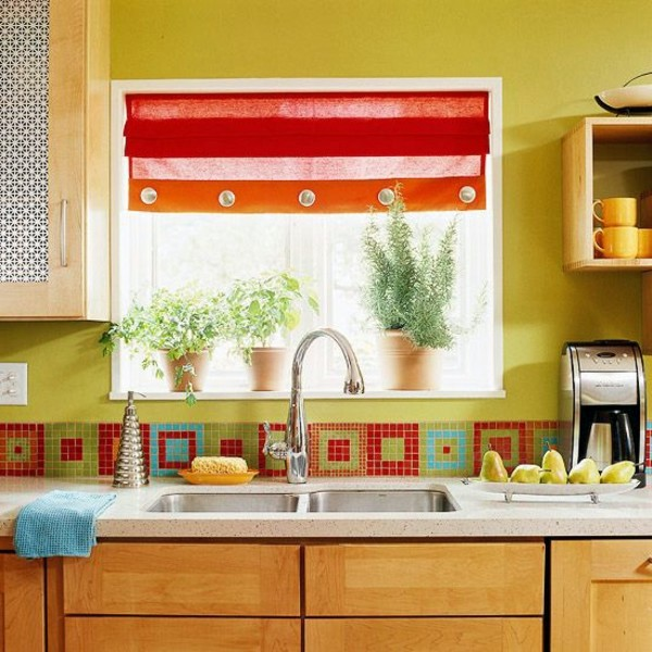 Tile paint and tile colors