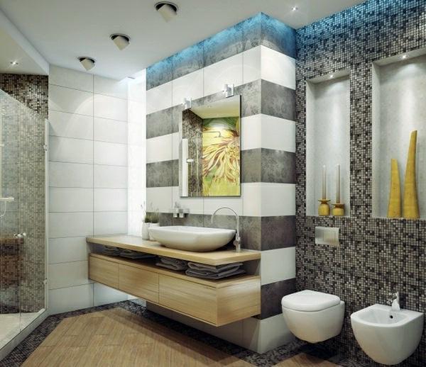 Innenarchitektur - 10 wonderful decorating ideas for your dream bathroom