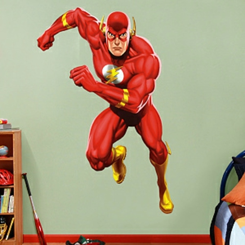 Kinderzimmer - Superheroes Decoration - 20 of the most popular cartoon characters of all time