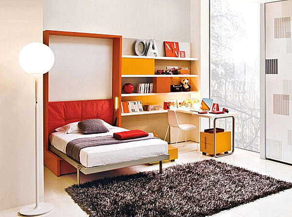 Cool sofa beds offer comfort and practical functionality for small apartments