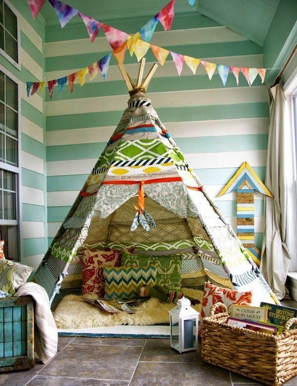 Cozy Corner In The Nursery Ergonomics And Comfort For