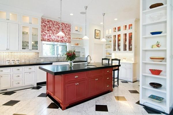 Gorgeous Interior Design Ideas In Red Black White Interior Design Ideas Avso Org