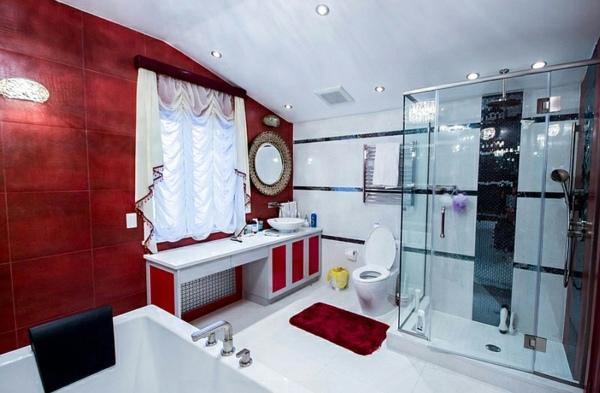 Gorgeous Interior Design Ideas In Red