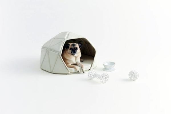 Luxury Dog Accessories by Nendo for PEN   Interior Design