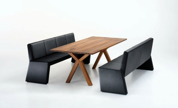 5 Styles 5 Dining Tables Benches And Chairs Of Girsberger Interior Design Ideas Avso Org