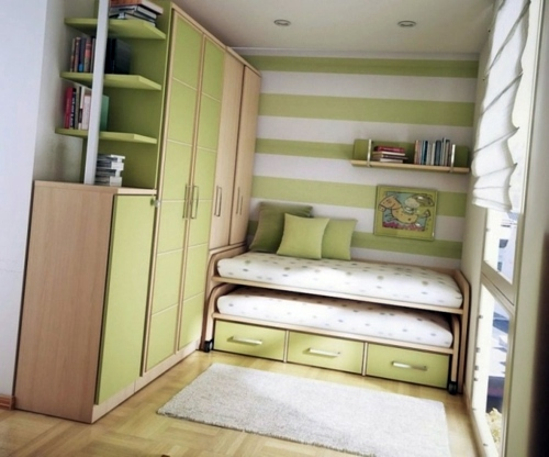 Small bedroom Arrange - Mission reachable!