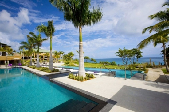 Luxury Hotel On The Caribbean Island Of Vieques Interior Design