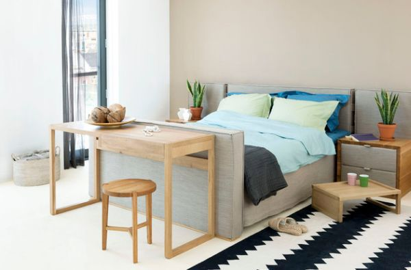 Cool decor ideas for small bedrooms - 10 useful suggestions