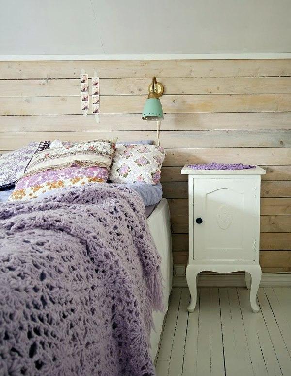 Interior Design Ideas - The violet color in the interior