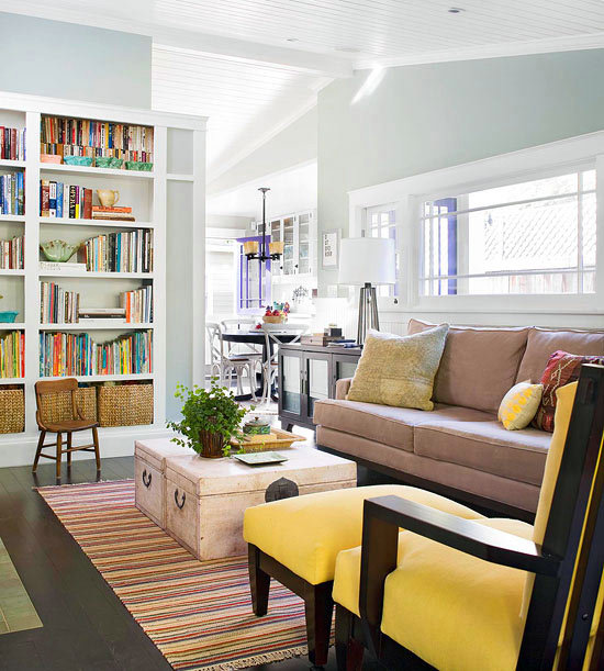 Decorating Ideas Unique Living Rooms: 20 Decorating Ideas For Family-friendly Living Room