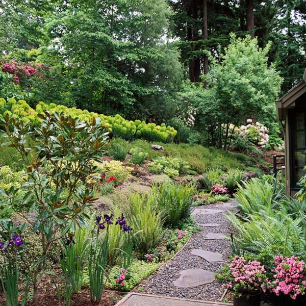 Landscaping On A Slope How To Make A Beautiful Hillside Garden Interior Design Ideas Avso Org