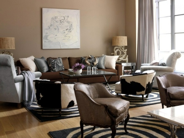 Dekoartikel - Upholstered furniture and home interior - 20 great decorating ideas