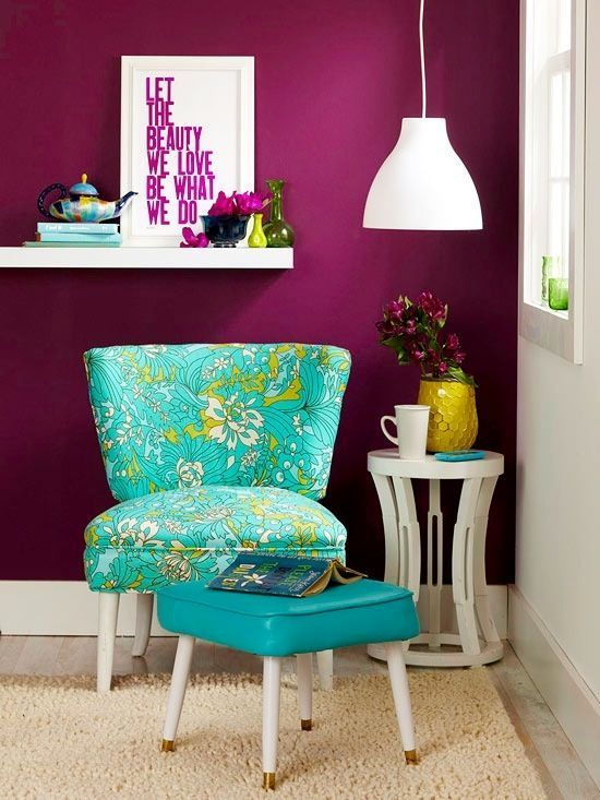 Upholstered furniture and home interior - 20 great decorating ideas