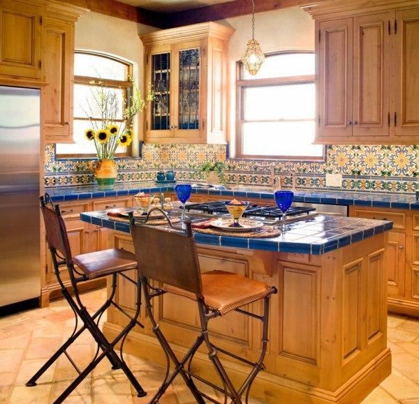 Mexican Style Interior Design Ideas, Mexican Style Kitchen Design