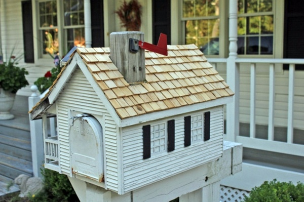 Design Mailbox Fits Your To House