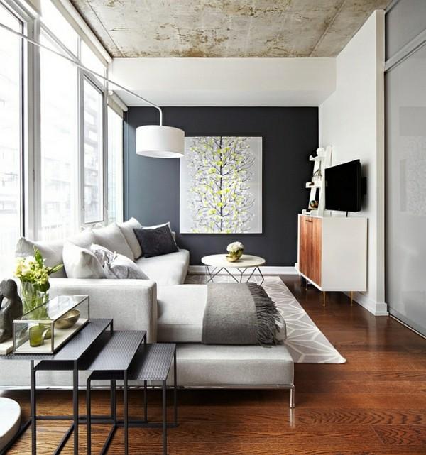 . Living room color scheme   gray and yellow   Interior Design Ideas