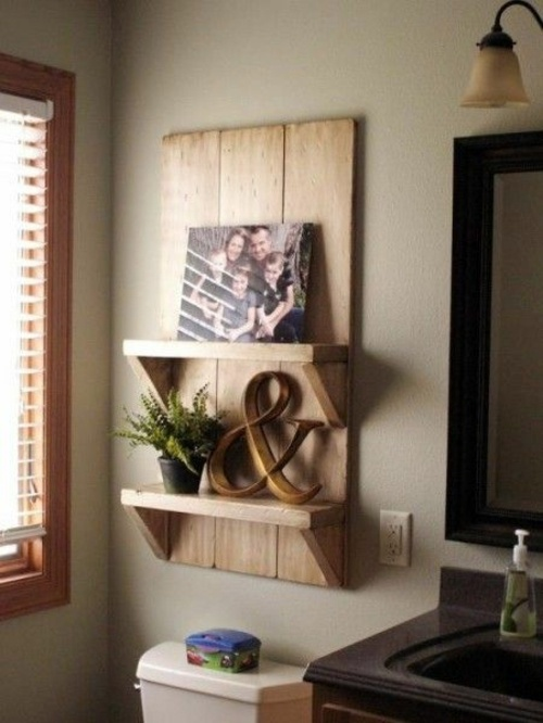 Cool Furniture from Euro pallets - 55 craft ideas for recycled wooden pallets