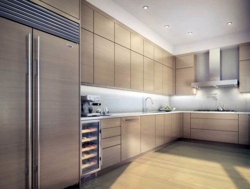 13 creative kitchens designs that you really like to have