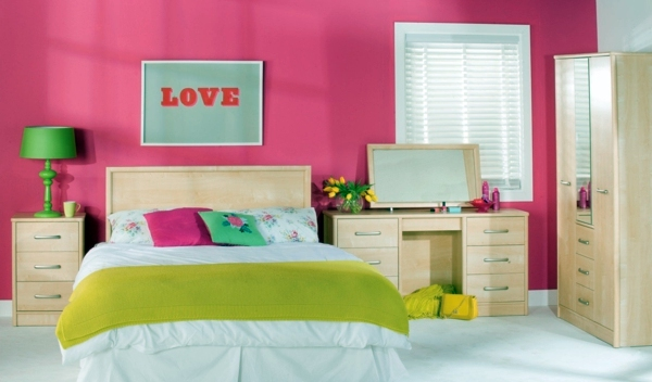 Color ideas for walls - Attractive wall colors in each room