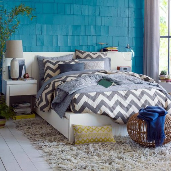 Bedroom wall design - Thematic Bedroom Design and Wall Decoration