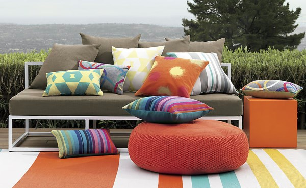 Balkonmöbel - Modern terrace design - cool lounge furniture outdoor