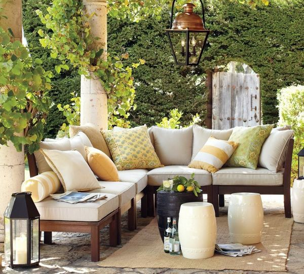 Außenmöbel - Search for the perfect outdoor furniture for summer - useful tips for your patio or garden