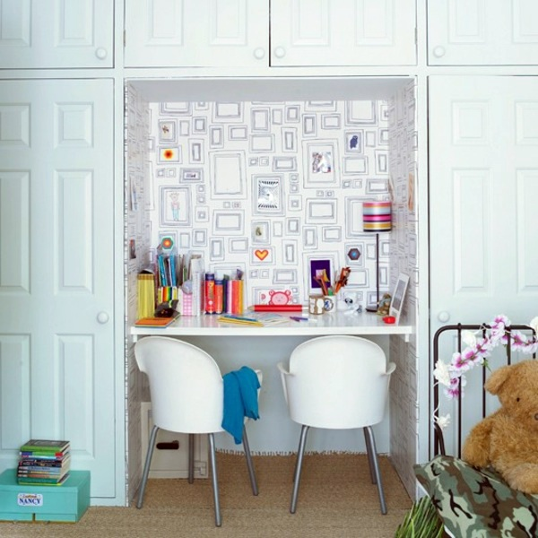 Farben - Color ideas for kids - Create a cool kids room design!
