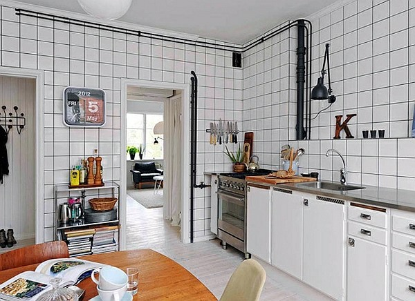 Retro kitchen - new old trends for 2014