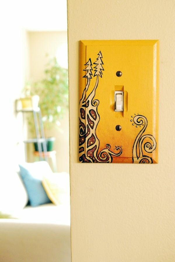 Beautify 30 Retro light switch designs themselves