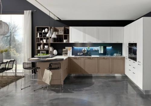 Kitchen interior design ideas - stylish Maxim kitchens for the modern apartment