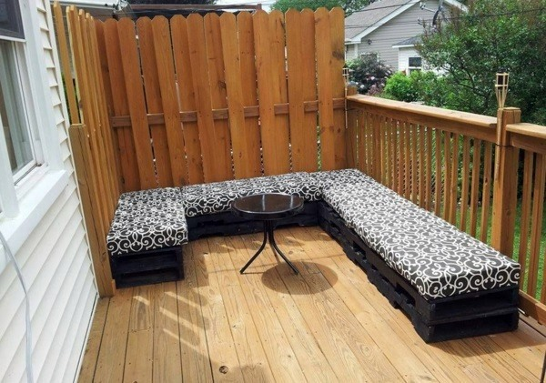 70 pallets of furniture - beautiful craft and interior design ideas for you