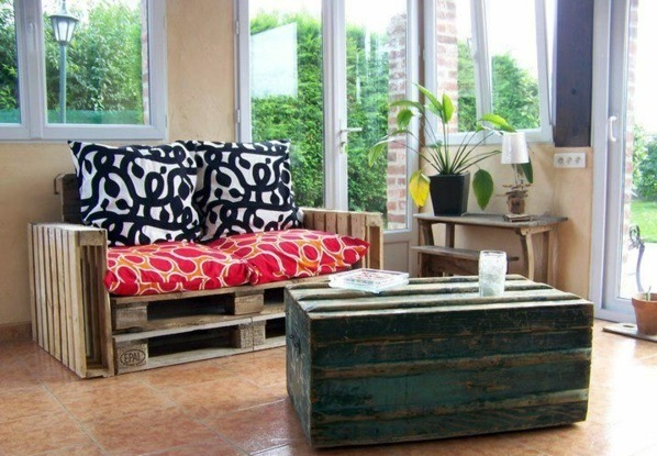 70 Pallets Of Furniture Beautiful Craft And Interior Design Ideas For You Interior Design Ideas Avso Org